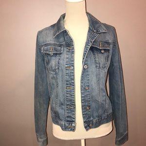 Denim gap jacket! Excellent shape! Size medium